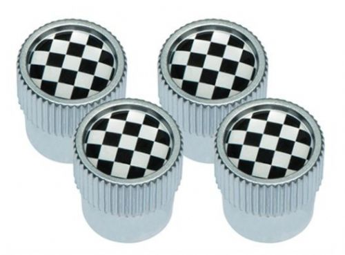 Tyre Valve Dust Caps - Set of 4 - DA1436